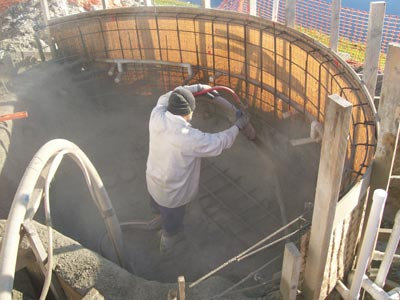 Titus Pools Swimming Pool Construction Process